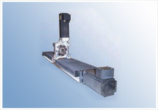 Two axis linear system
