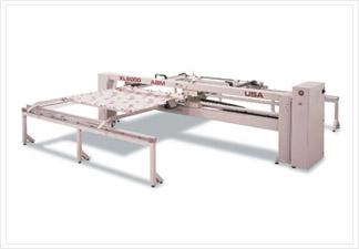 Single Needle Panel Quilting Machine