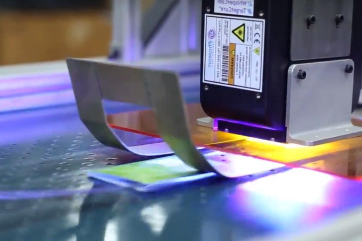 Secure Card Packaging
