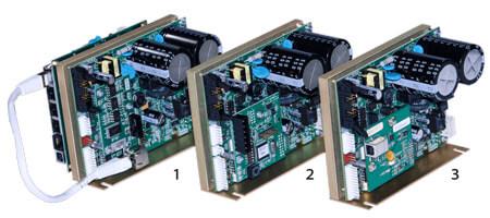 Luminary Stepper Drives Interface Options